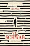 Vicious new UK Book Cover
