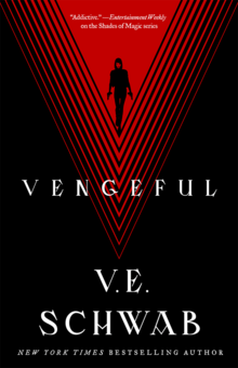 Vengeful cover small