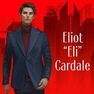 Eliot Eli Cardale