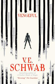 Vengeful UK cover