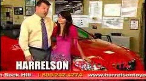 Zack and Victoria Justice Harrelson Comercial 1