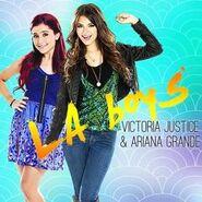 LA boys Ariana & Victoria Justice
