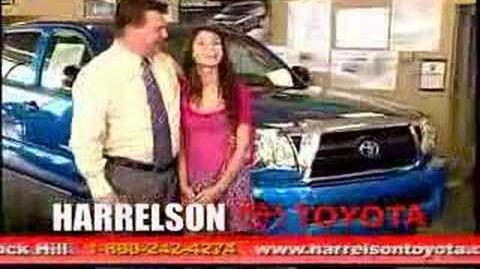 Zack and Victoria Justice Harrelson Comercial 2