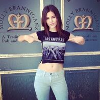 Victoria Justice Belly Button