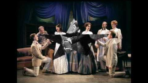 The marriage on victorian times based on importance of being earnest