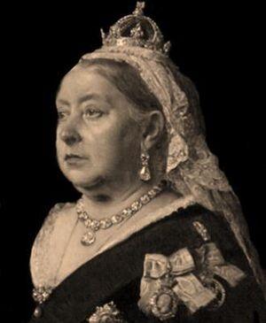 Queen Victoria intro