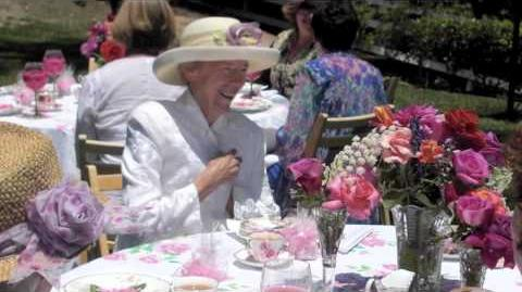 A Victorian Tea Party In June 2011