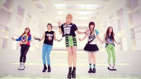 에프엑스 Electric Shock Music Video