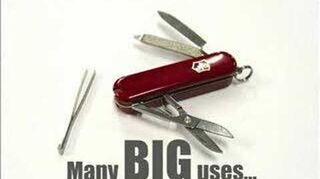 Davison Inventegration Whistle Knife Video