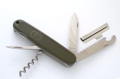 Victorinox German Army Knife 1985