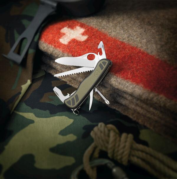 New Soldier 0.8461.MWCH with blanket press
