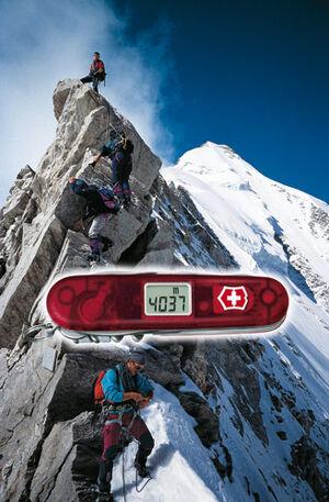 Altimeter Mountain Advertise