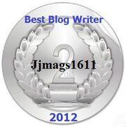 BestBlogWriterSilver