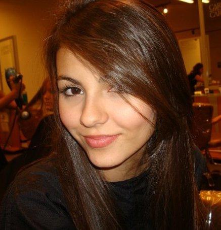 Image - Victoria-justice-pretty-brown-eyes-hair.jpg ... Pretty Girl With Brown Hair And Brown Eyes With Swag
