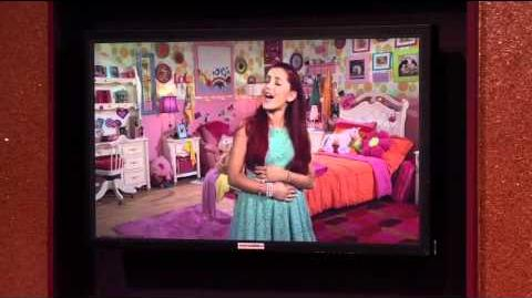 Victorious - Tori Goes Platinum - Cat Valentine Audition