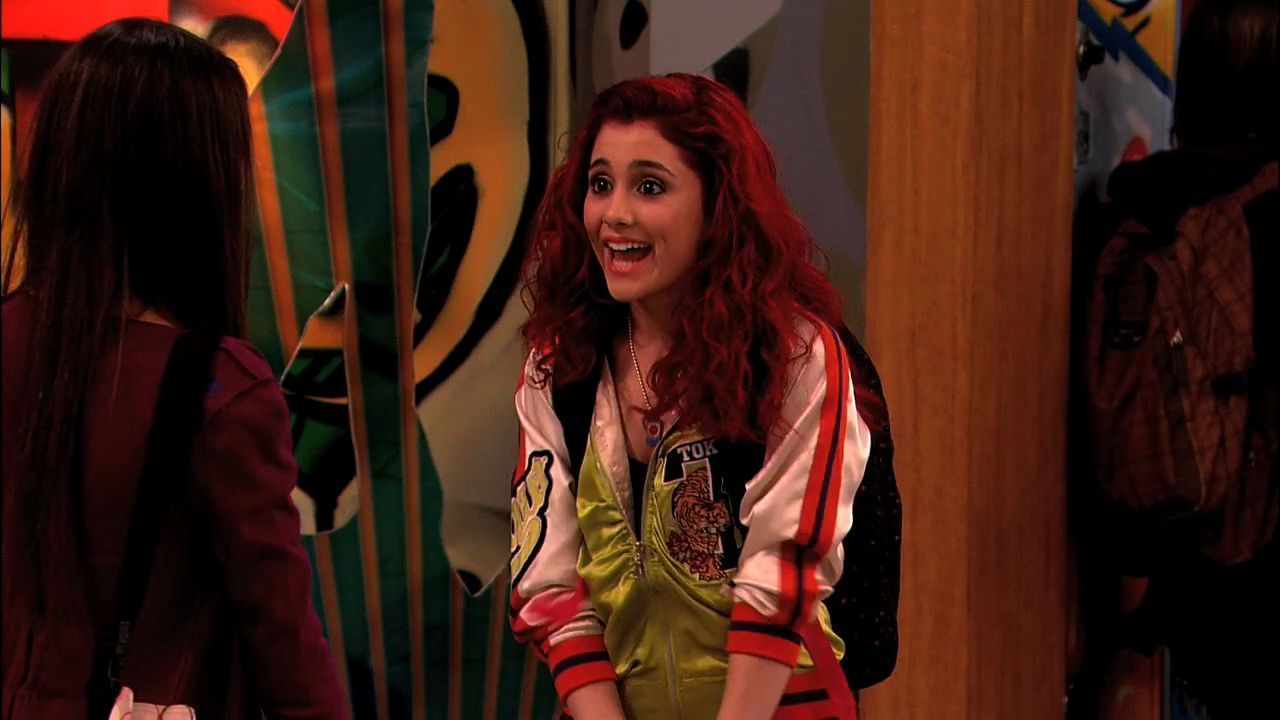 Victorious 1x01 Pilot Ariana Grande 20777216 1280 720