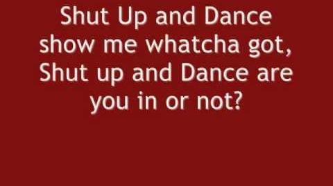 Victorious Victorious Cast- Shut Up N Dance (Studio Version)