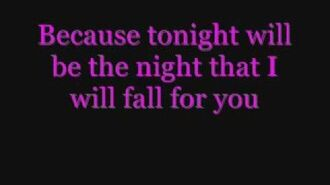 Fall for you - Secondhand Serenade LYRICS .