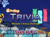 Sikowitz's Acting Challenge
