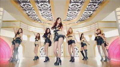 GIRLS`GENERATION 少女時代 My oh My Music Video