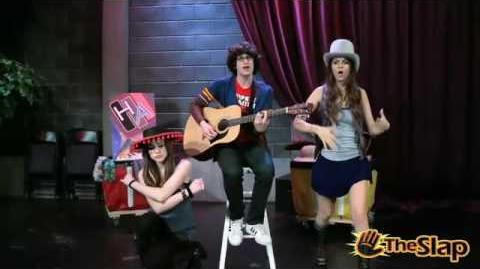 Victorious- Robbie's Big Toe Song