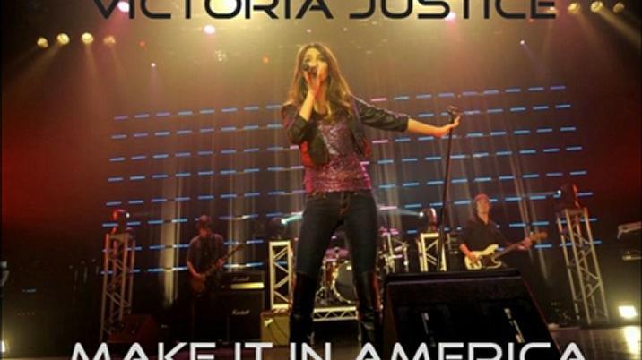 Victoria Justice - Make It In America