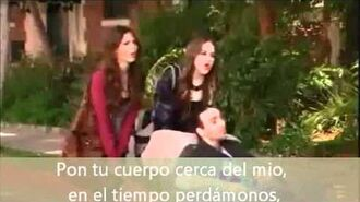 Jade and Tori forever baby lyrics Spanish