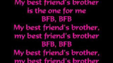 955955955O/Best Friends Brother