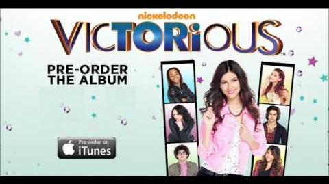 """Victorious Cast - """"Here's 2 Us"""" """"Victoria Justice"""" (New Music - Victorious 3.0)"""