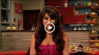 Victorious The slap- Trina's Acting Workshop