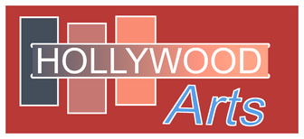 Hollywood arts logo