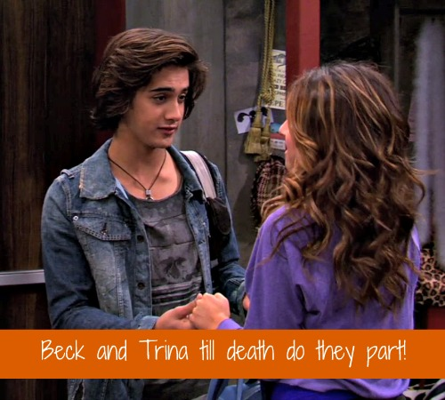 Is beck and trina dating