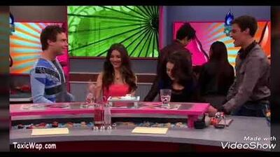 Victorious jade ft Tori take a hint