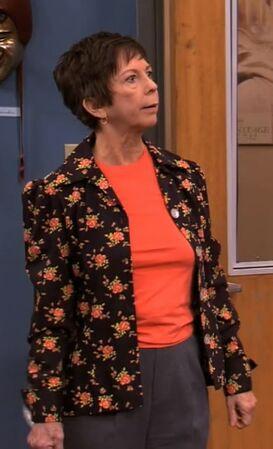 Mrs. Sikowitz