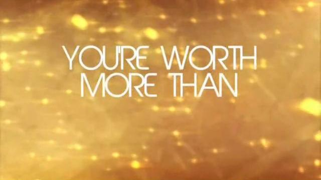 ArianatorBeingOkay&Ready/You Are Worth More Than Gold