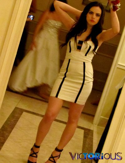Image - Liz heading to the prom.jpg   Victorious Wiki   FANDOM ...