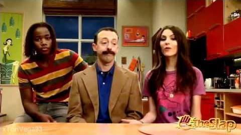 Tori Takes Requests Mustache Removal