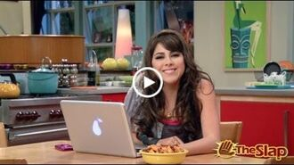 Victorious The slap- Trina's Open Letters Rude Comments