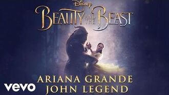 "Ariana Grande, John Legend - Beauty and the Beast (From ""Beauty and the Beast"" Audio Only)"