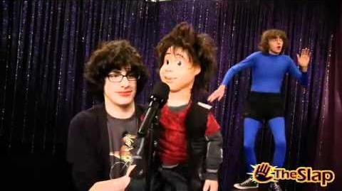 Rex ( Victorious ) Singing Make it Shine! Very funny!