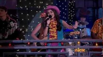 Victoria Justice feat. Leon Thomas III - Here's 2 Us (Show Version)