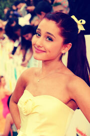 Ariana Grande Nickelodeon 25th Annual Kids cY8c3OV1RqHl