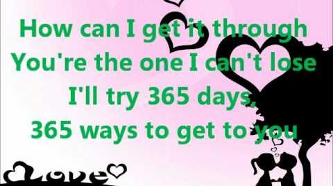 365 Days- Leon Thomas III Ft. Victoria Justice W Lyrics