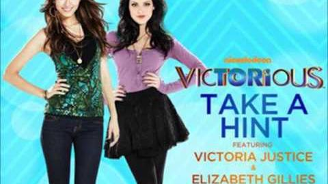 Take A Hint (Victorious)