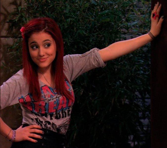 Ariana Grande As Cat Valentine Ariana Grande 17480491 676 597