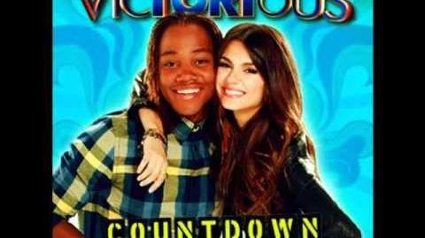 Countdown - Victorious (Victoria Justice & Leon Thomas lll) HD