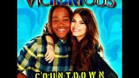 Countdown - Victorious (Victoria Justice & Leon Thomas lll) HD