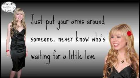 Put Your Arms Around Someone