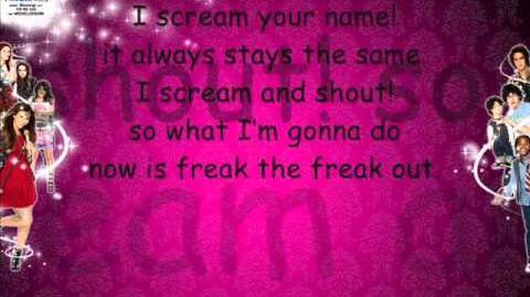 Tori vega (victoria justice) freak the freak out **with lyrics