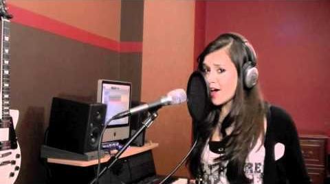 DJ Got Us Falling in Love Again - Usher (feat. Pitbull) (Cover) Megan Nicole